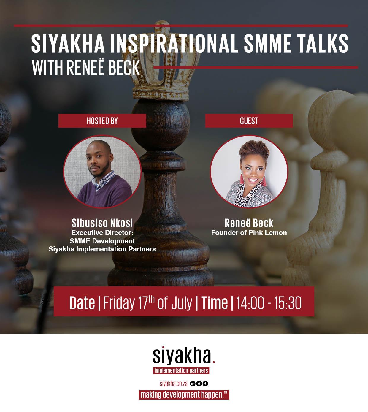 Inspirational Talks Webinar