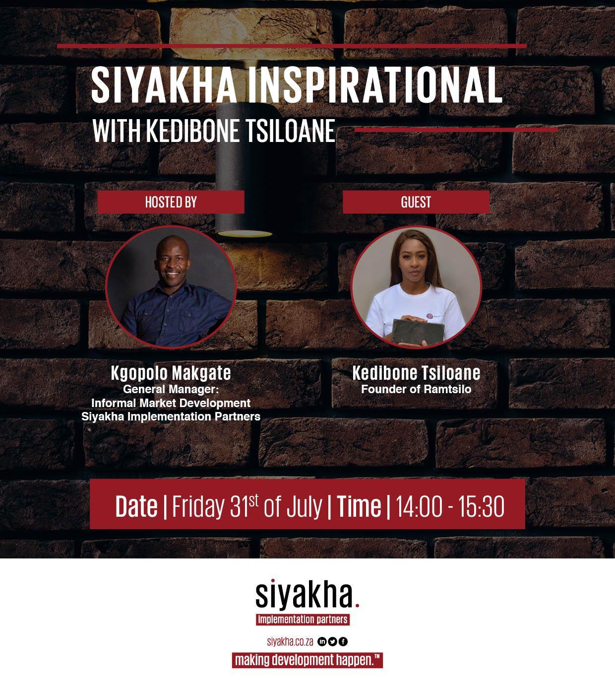 inspirational talks